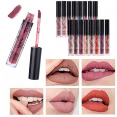 16 pcs Set of 16 Colors Madly MATTE Lipgloss
