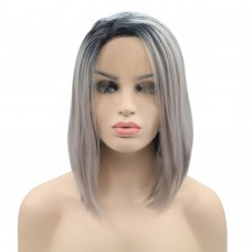 Synthetic Lace Front Hair Wig PWS299 Straight