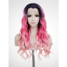 Synthetic Capless Hair Wig PWS339 Curly