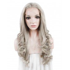 Synthetic Lace Front Hair Wig PWS344 Curly