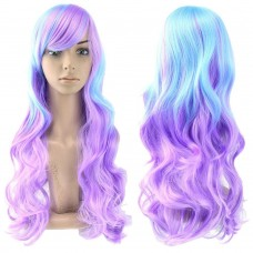Synthetic Capless Hair Wig PWS341 Body Wavy