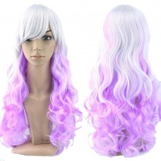 Synthetic Capless Hair Wig PWS342 Body Wavy