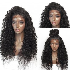 Lace Front Synthetic Hair Wig PWS410 Curly