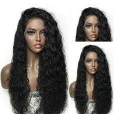 Lace Front Synthetic Hair Wig PWS404 Curly