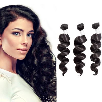 Diamond Virgin Hair Loose Wavy 3Bundles