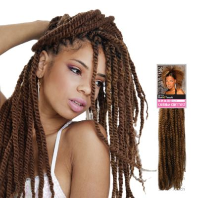 USA Stock 36 Inch 6PCS Synthetic Marley Braid