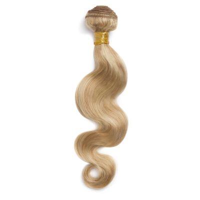 100g Body Wavy Brazilian Remy Hair #27/613