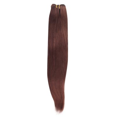 100g Straight Indian Remy Hair #33 Rich Copper Red
