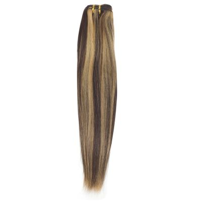 100g Straight Brazilian Remy Hair #4/27