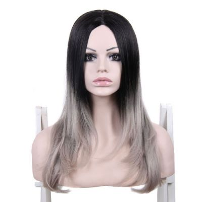 Synthetic Capless Hair Wig PWS197 Straight